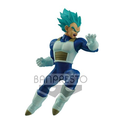 Vegeta Super Saiyan Blue